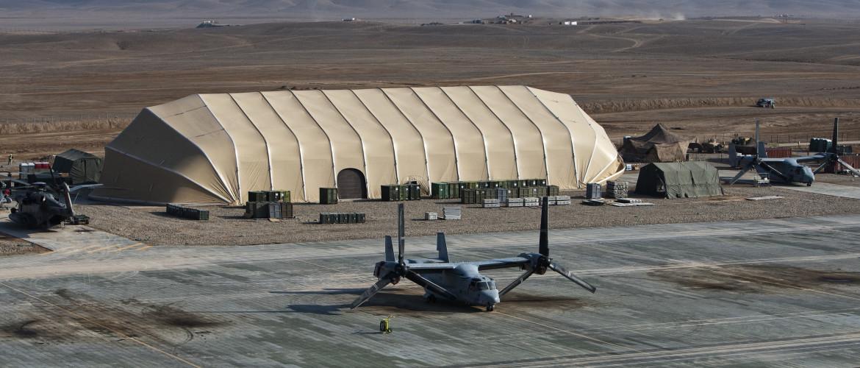 Osprey_hanger_Affganistan